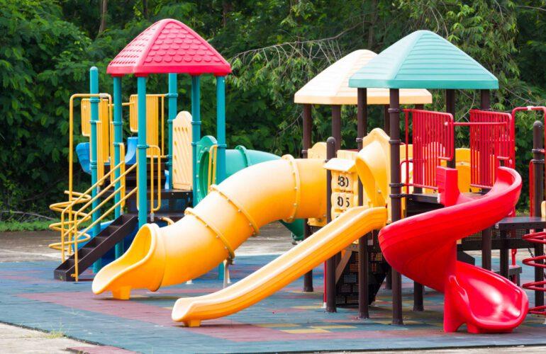 Children Playground Controls