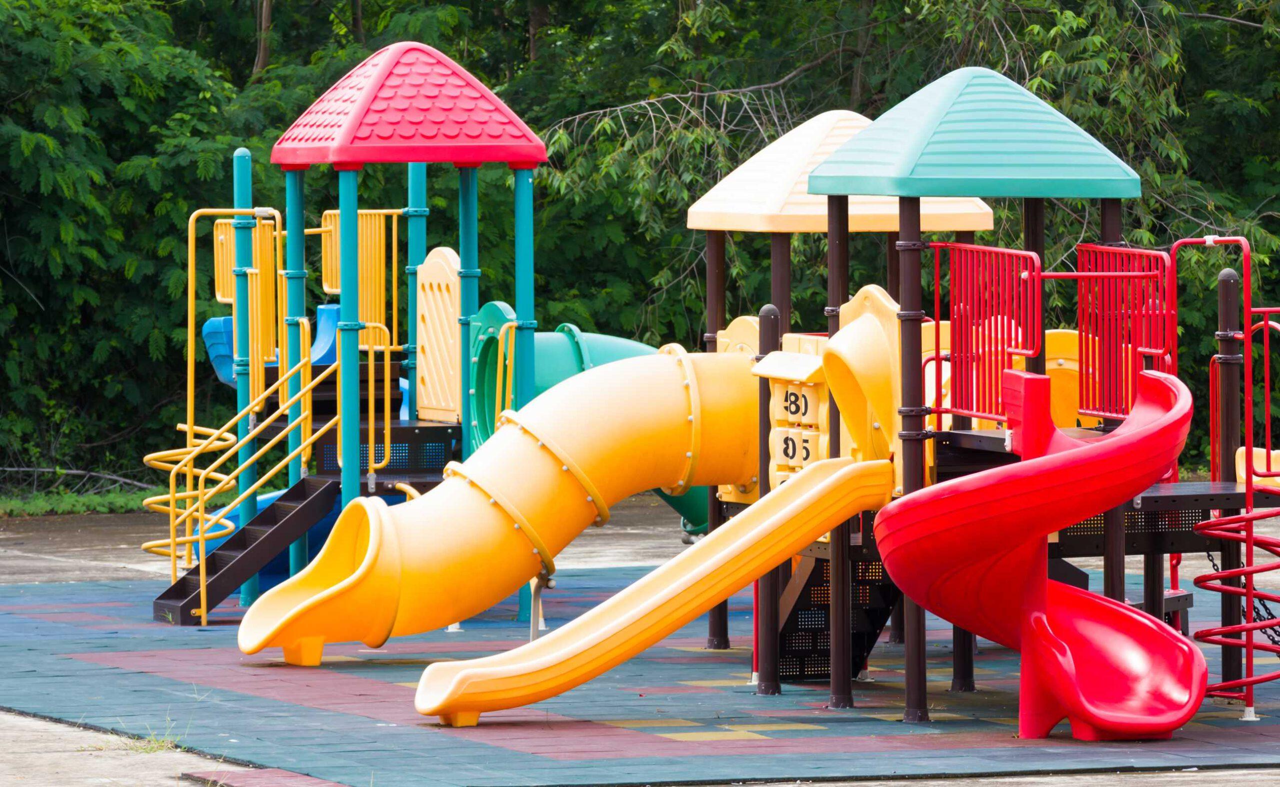 Çocuk Oyun Parkları Kontrolleri